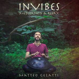 Immagine CD INVIBES Meditation & Relax di Matteo Gelatti